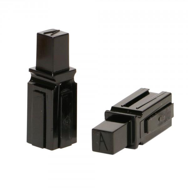 Anderson PowerPole® Abstandshalter / Spacer lang schwarz