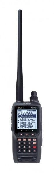 Yaesu FTA-750L Flugfunkgerät (COM, VOR, ILS, GPS, NAV)