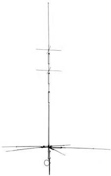 Diamond CP6 KW-Vertikalantenne