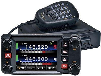 Yaesu FTM-400XDE C4FM