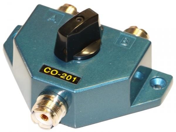 2-Fach-PL-Antennenumschalter