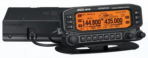 Kenwood TM-D710GE (GPS) Mobilfunkgerät VHF / UHF