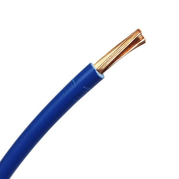 4mm² PVC Aderleitung blau