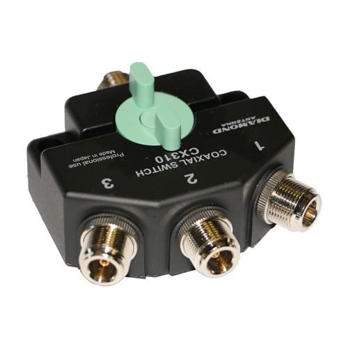 Koaxschalter Antennenumschalter N