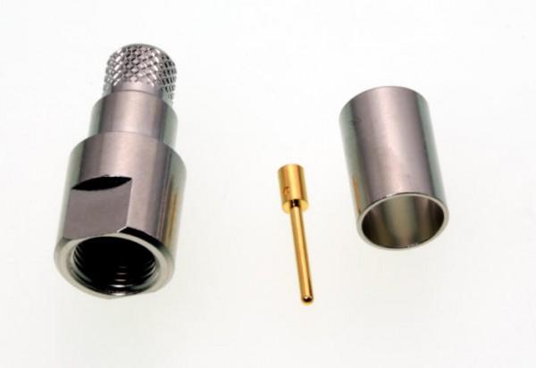 FME-Stecker für H155 Koaxialkabel