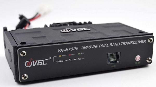 VR-N7500 VHF/UHF FM Transceiver mit Bluetooth