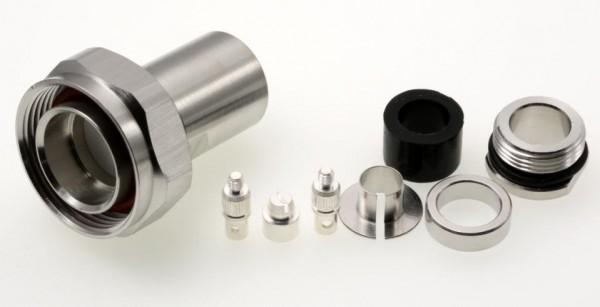7/16 HF-Stecker für 10mm Koaxialkabel, z.B. RG213, Aircom Plus u.a.