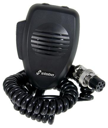 Stabo Handmikrofon up/down 6-pol