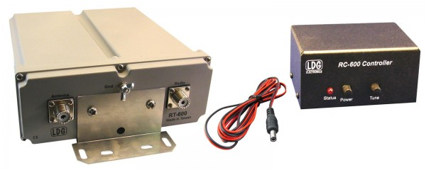 LDG RT-600 automatischer Outdoor Antennentuner