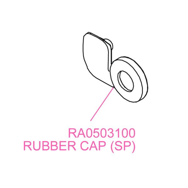 Yaesu RUBBER CAP SP FÜR VR-500 / VX-2
