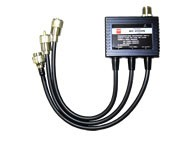 Diamond MX-2000N Triplexer 1.6-60/110-170/300-950 MHz