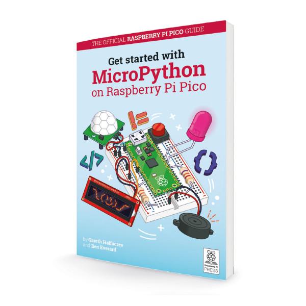 Raspberry Pi Pico MicroPython Buch