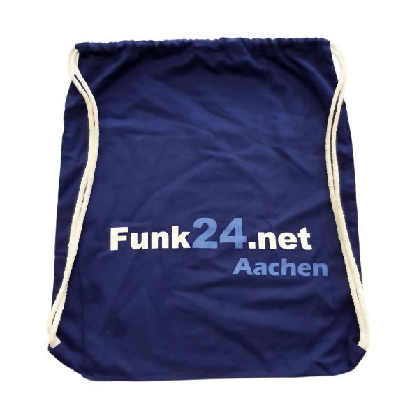 Funk24.net Stoffbeutel