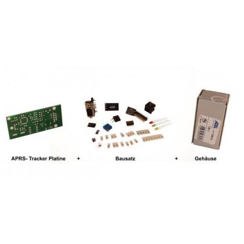 APRS-Tracker Bausatz nach DH3WR mit Gehäuse