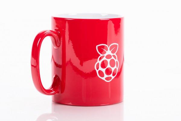Raspberry Pi Tasse