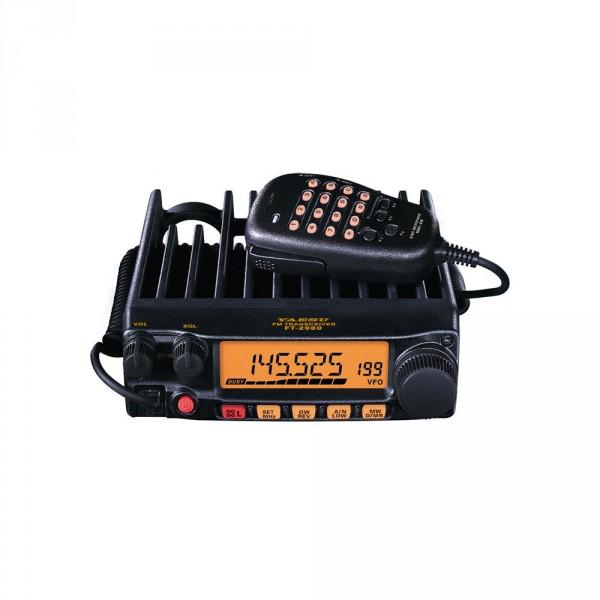 Yaesu FT-2980E Kompakter 2m VHF Mobiltransceiver bis zu 80 Watt