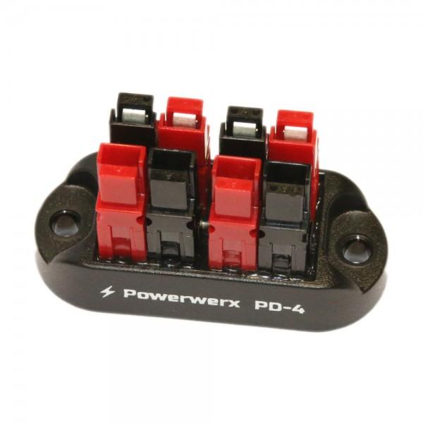 PowerPole® 4/8-fach Verteiler