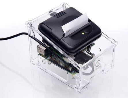 Pipsta Drucker für den Raspberry Pi
