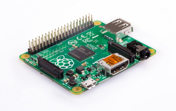 RASPBERRY PI 1 MODEL A+ BCM2835 512MB