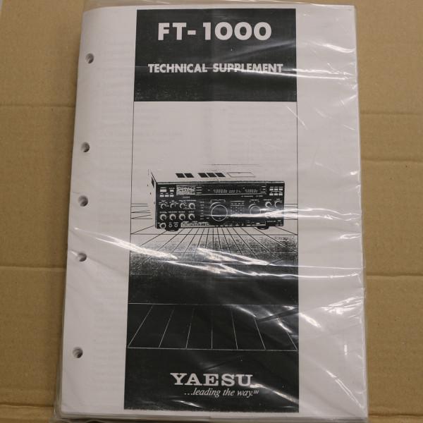 Yaesu FT-1000 Technical Supplement