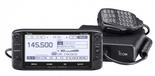 Icom ID-5100E VHF/UHF Duobander D-Star