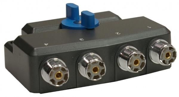 Antennenumschalter KAS-4xPL