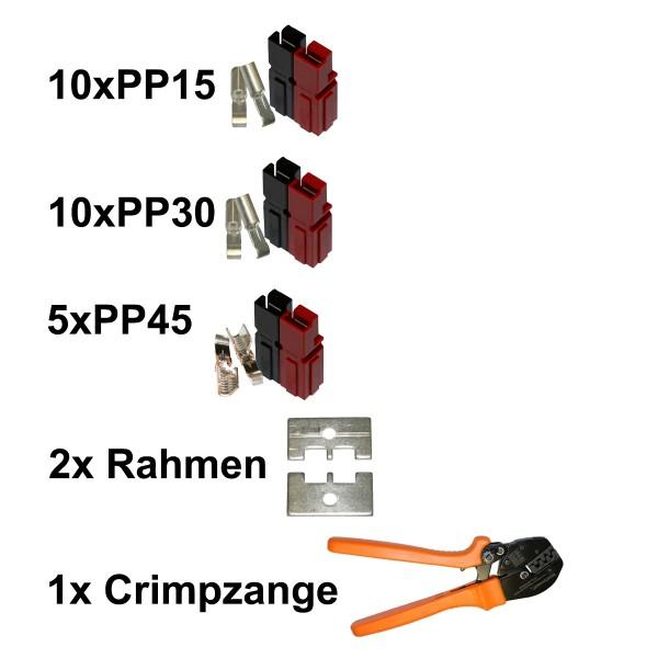 PowerPole® Starterkit P3