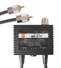 Diamond MX-610 Diplexer 1.3-30 / 49-470 MHz