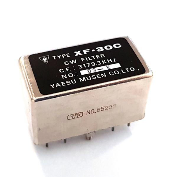 Yaesu XF-30C 600Hz CW-Filter