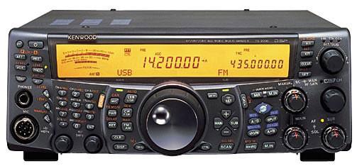 Kenwood TS-2000E Transceiver HF/6m/2m/70cm