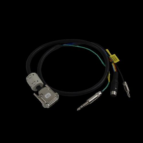 microHAM Anschlusskabel Icom DB15-IC13