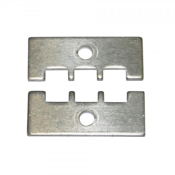 Anderson PowerPole® Montagerahmen PP15-PP45, für 3 oder 6 Stecker