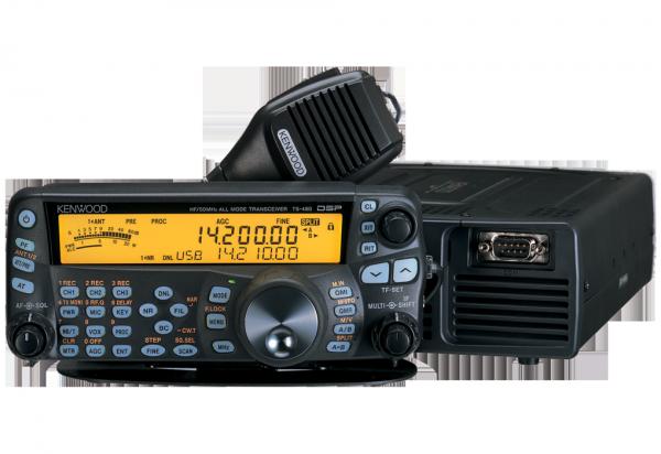 Kenwood TS-480SAT 100 Watt - Antennentuner