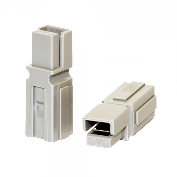 Anderson PowerPole® Serie PP75 Einzelgehäuse GRAU