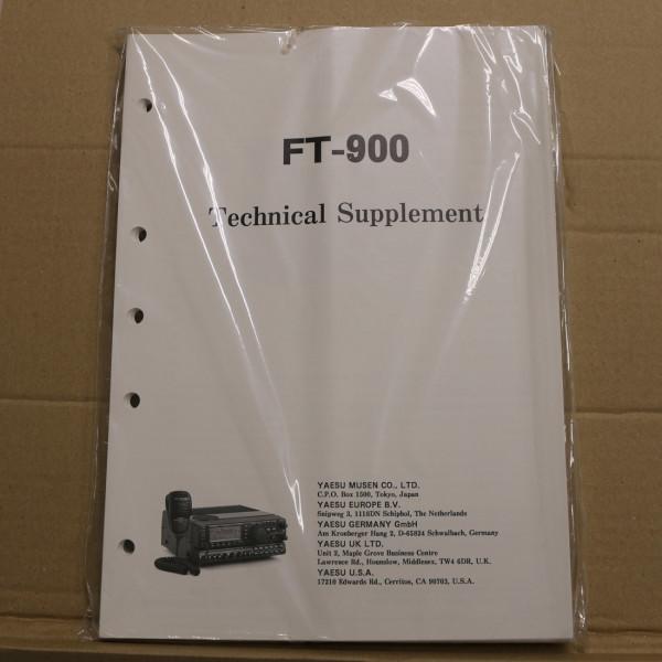 Yaesu FT-900 Technical Supplement