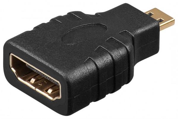 Adapter Micro-HDMI -> HDMI (St/Bu)