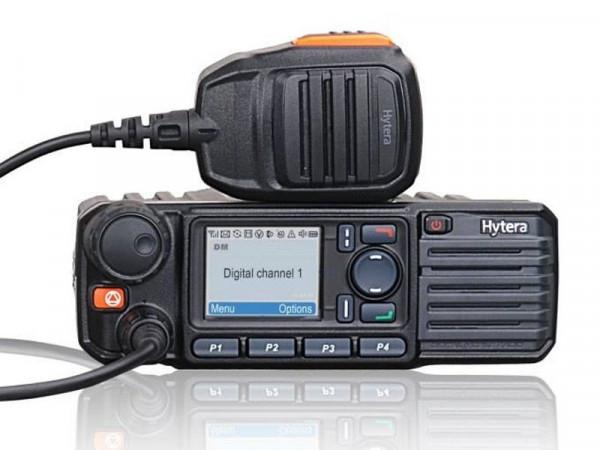 Hytera MD785G UHF FM&DMR Mobilfunkgerät