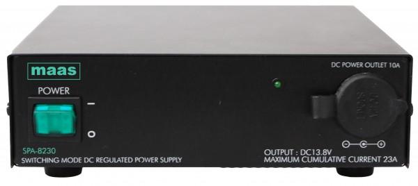 MAAS SPA-8230 Schaltnetzteil 13,8V/23A