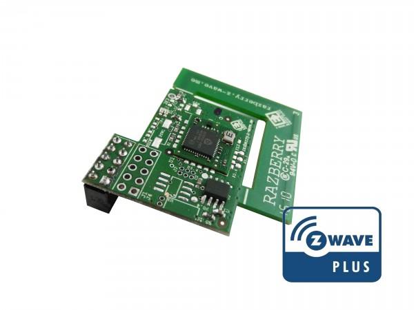 Z-Wave.Me RaZberry2 - Z-Wave Plus Aufsteckmodul für Raspberry Pi
