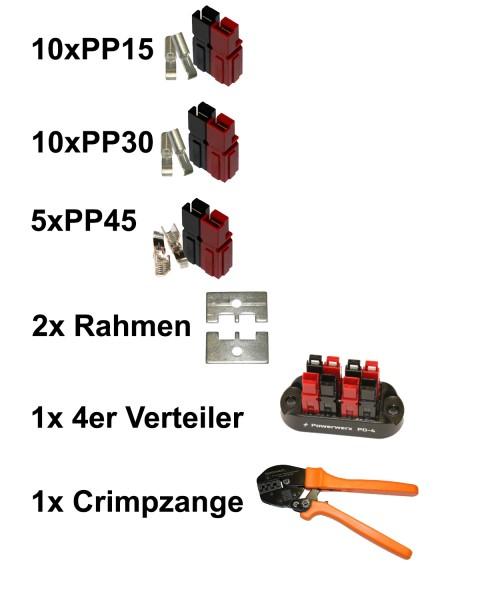 PowerPole® Starterkit P4