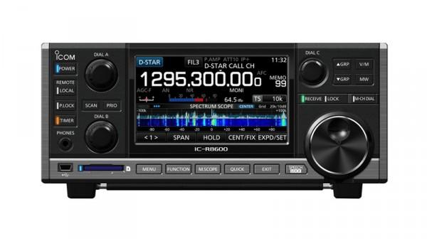 ICOM IC-R8600 Breitbandempfänger