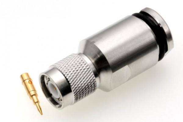 TNC-Stecker für H2000 RG213U, Aircom+, H2010, Ecoflex u.a.