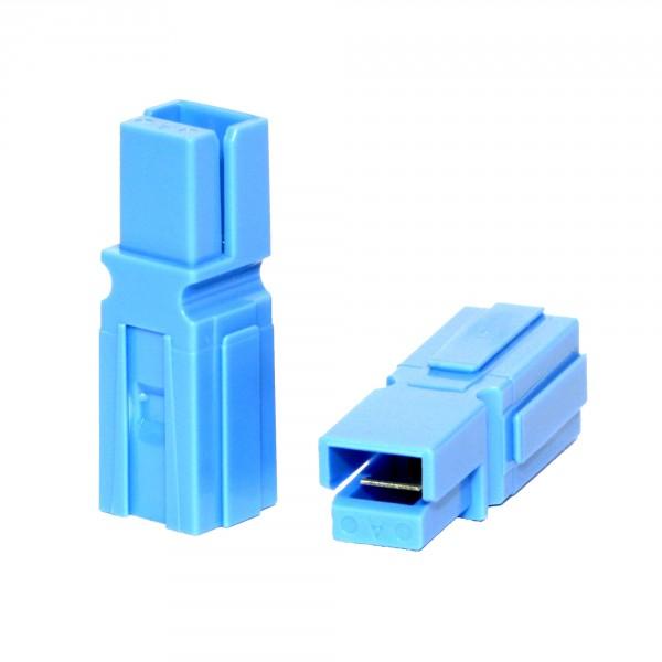 Anderson PowerPole® Serie PP75 Einzelgehäuse BLAU