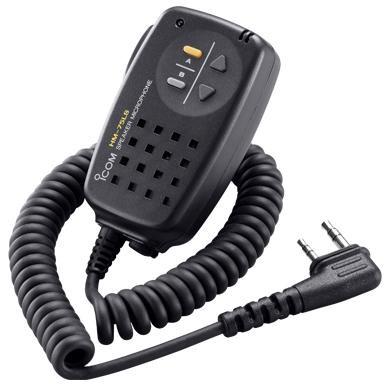 Icom HM-75LS Lautsprecherhandmikrofon
