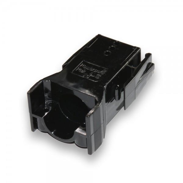 Anderson PowerPole® Stecker für 4er SnapIn mit Halteclip Heavy Duty