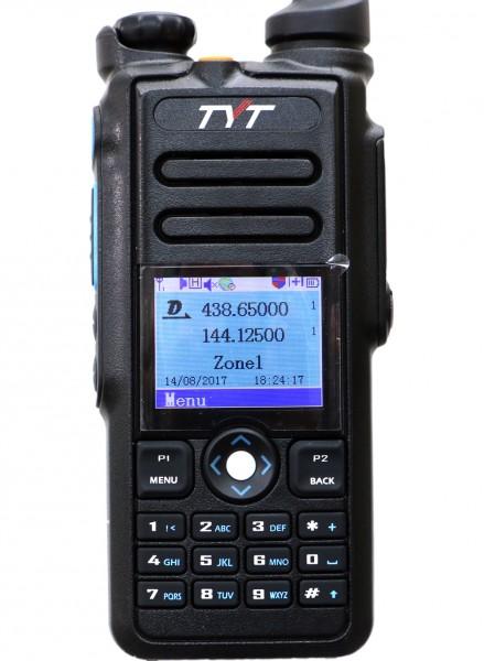 TYT MD-2017 VHF UHF GPS