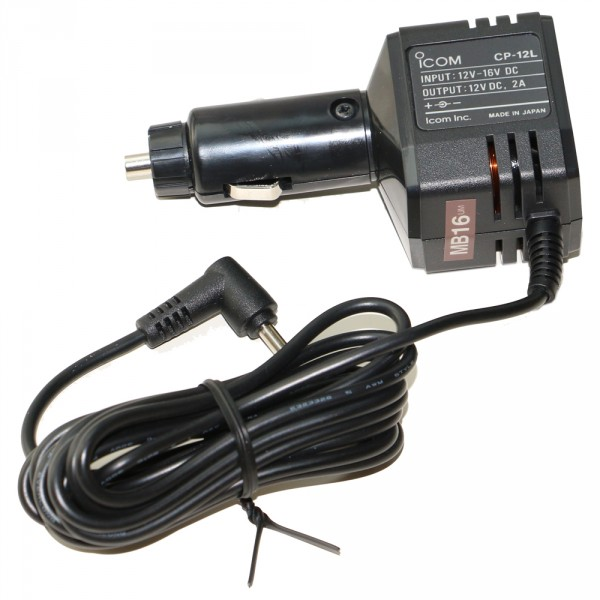 ICOM CP-12L KFZ Adapter