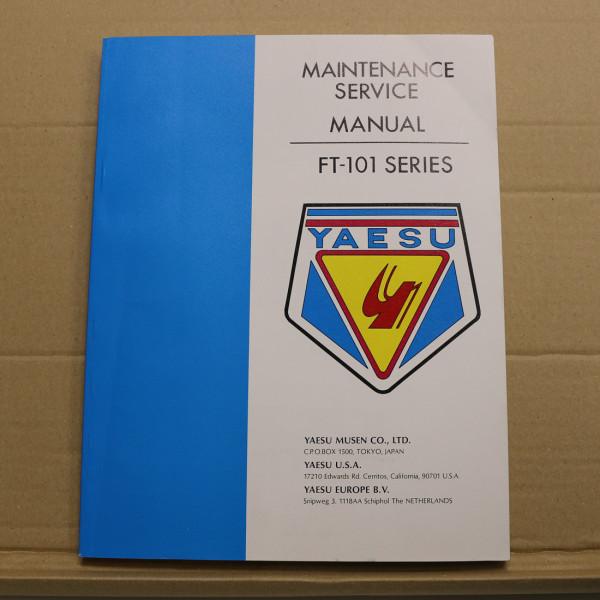 Yaesu FT-101 Maintenance SM