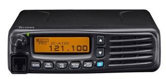 Icom IC-A120E VHF Flugfunk