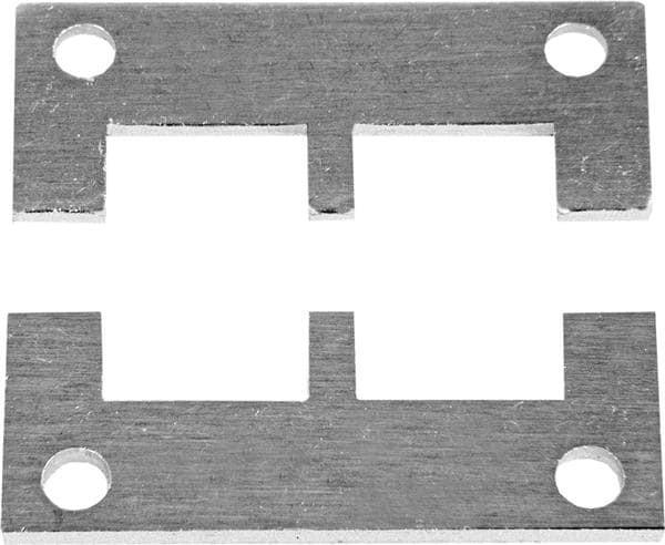 Anderson PowerPole® Montagerahmen PP75, für 2 oder 4 Stecker